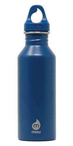 Mizu Life M5 Trinkflasche, Enduro Blue, 500ml