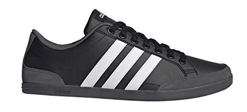 adidas CAFLAIRE, Zapatillas de Tenis para Hombre, NEGBÁS/FTWBLA/GRISEI