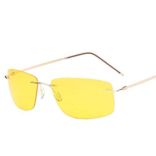 Gafas De Sol Hombre Mujeres Ciclismo Gafas De Sol De Titanio