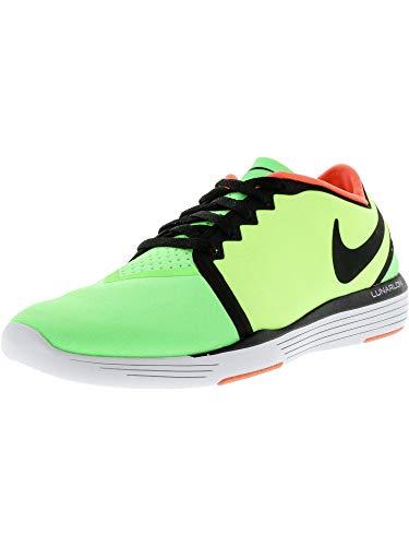 Nike Wmns Lunar Sculpt, Scarpe da Ginnastica Donna, Verde/Verde Fluo/Nero/Giallo Fluo/Mango Acceso (Verde Vltg Green Blk VLT Brght Mng), 39 EU