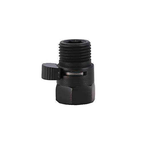 Not application Conexión de interruptor de ducha, regulador de flujo de agua, regulador de presión de agua, regulación de volumen de ahorro de agua.