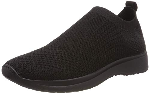 Vagabond Damen Cintia Sneaker, Schwarz (Black/Black 92), 37 EU