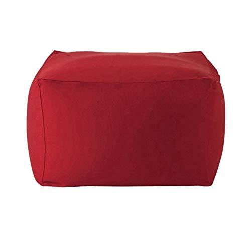 NgMik Faule Sofa-Stühle Bohnenbeutel Erwachsene Liege Sack Home Wasserdicht, Bohnenbeutel für Erwachsene und Kinderstuhl Lagerung Sofa-Sack (Color : Floor Pollen, Size : One Size)