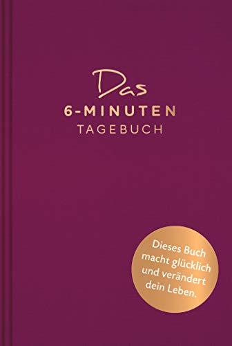 Das 6-Minuten-Tagebuch (madeira): Ein Buch, das dein Leben verändert