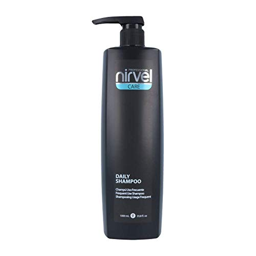 NIRVEL Shampooing Usage Fréquent – 1000 ml