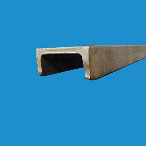 Commentfer – Hierro de acero 30 x 15 mm – Longitud en metros – 2 metros – Secciones en mm – 30 x 15 mm