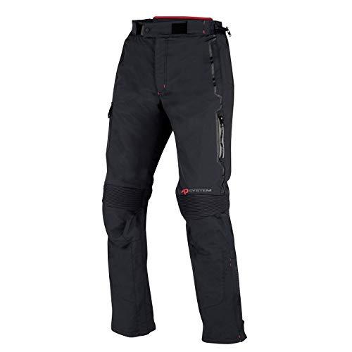Bering Motorradhose Pantalon BALISTIK Schwarz, Schwarz, 3XL