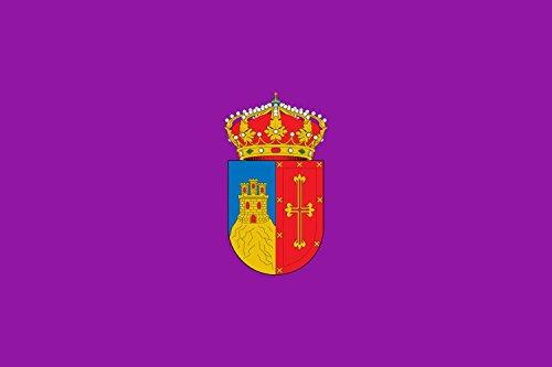 magFlags Bandera Large Pozuelo de Alarcón | Pozuela de Alarcón | Bandera Paisaje | 1.35m² | 90x150cm