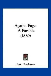 Agatha Page: A Parable (1889)