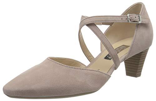 Gabor Shoes Damen Fashion Pumps, Mehrfarbig (Antikrosa 14), 40 EU