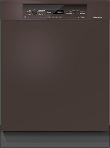 Miele G6820 SCi D BW230 2,0 Lave-vaisselle pose libre/A+++ / 189 kWh / 14 couverts/Meilleurs résultats en moins d'une heure – QuickPowerWash/Communication très simple Havannabraun