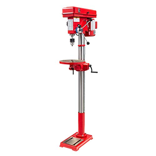 Fantastic Prices! Sunex 5000A 16-Speed Floor UL/CSA Drill Press