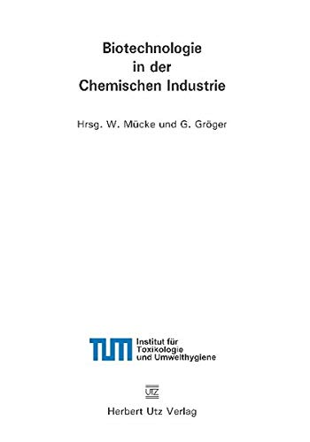 Biotechnologie in der Chemischen Industrie