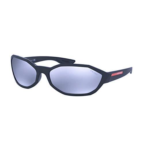 Prada LINEA ROSSA 0PS 04US Gafas de sol, Matte Black, 67 para Hombre