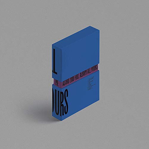 Fantagio Music Astro - all Yours (Vol.2) Album+Folded Poster+Extra Photocards Set (Me Ver.)