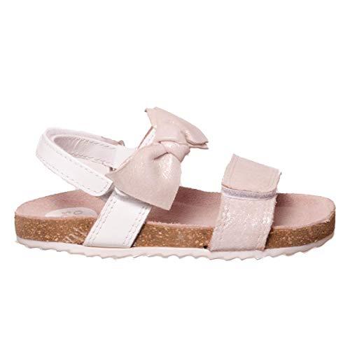 Zapatos de niña GIOSEPPO en Cuero Rosa 43663-ROSA.