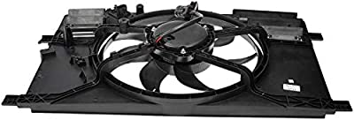 Dorman 621-577 Engine Cooling Fan Assembly for Select Fiat/Jeep/Ram Models
