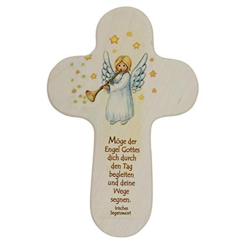 Communie kruis engel met trompet