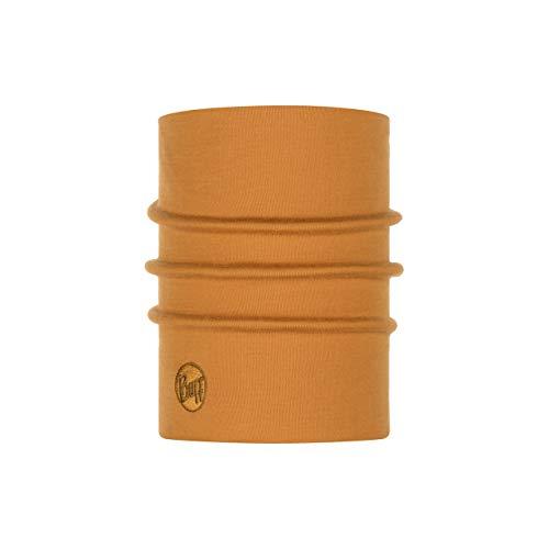 Buff Solid Merino-Wolle Heavy, Unisex Erwachsene Einheitsgröße Orange