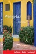 Prealgebra Aufmann 5th Edition Complete Set Including Solutions Manual and Dvds (Prealgebra)