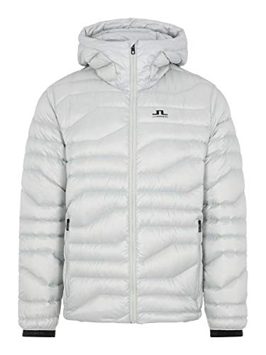 J.Lindeberg Male Jacke Erik Light Down MStone Grey