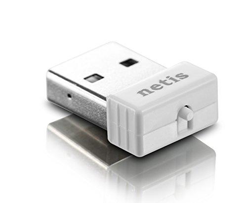 Netis WF2120 150 Mbps Wireless-N Nano USB Adapter