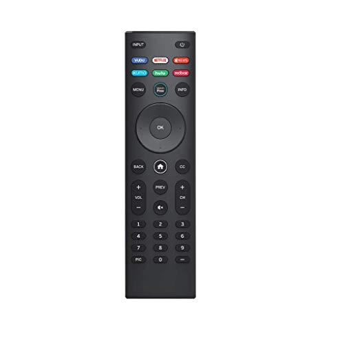 XRT140 Watchfree Smart TV Remote Works with All VIZIO Smart TVs