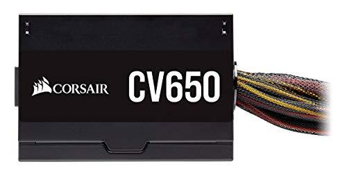 Corsair CV 650 W 80+ Bronze Certified ATX Power Supply