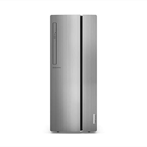 Lenovo IdeaCentre 510-15ICB (90HU0097UK) Desktop PC (Warm Silver) (Intel Core i3-8100/3.6-GHz Processor, 8GB RAM, 1TB HDD, Windows 10 Home)