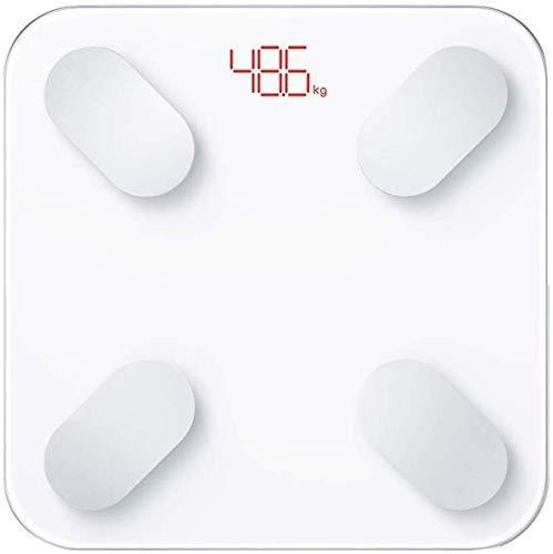 HYY-YY Weegschalen, intelligente lichaamsvet schalen, schalen, elektronische huishoudelijke weegschalen, weegschalen, vetmeting