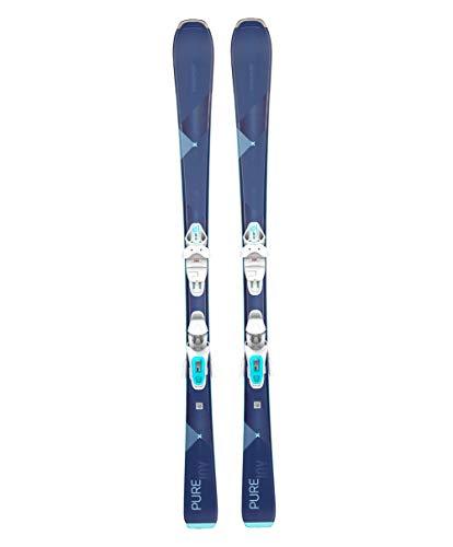 Head Women's Pure Joy Graphene Era 3.0 Blue/Turquoise All-Mountain Skis