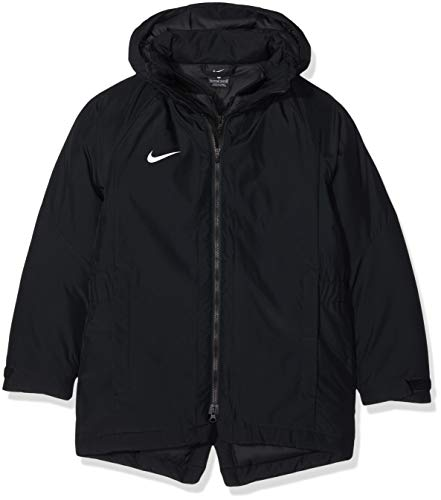 Nike Academy18 Winter Jacket Parka Enfant Noir/Blanc FR : S (Taille Fabricant : S)