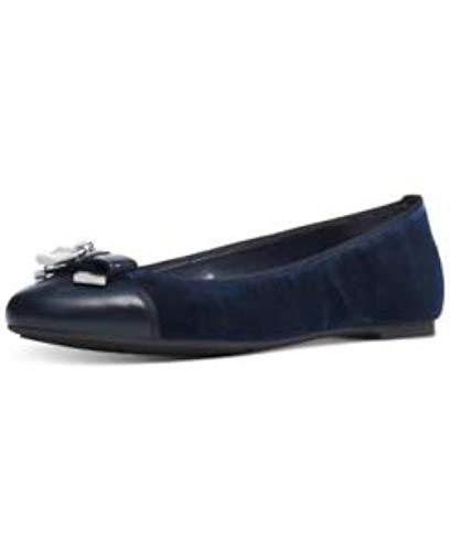 Femmes Michael Michael Kors Ballerines Couleur Bleu Admiral Taille 41.5 EU / 10