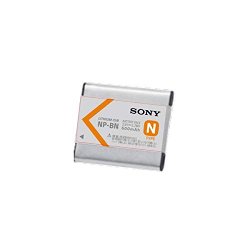Sony NP-BN Lithium-Ion N Type Rechargeable DC3.6V Battery Pack for Cyber-Shot Digital Camera.