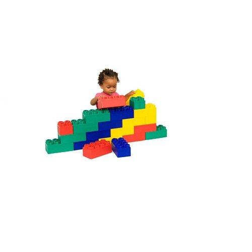 24pc Jumbo Blocks - Beginner Set (Made in the USA)