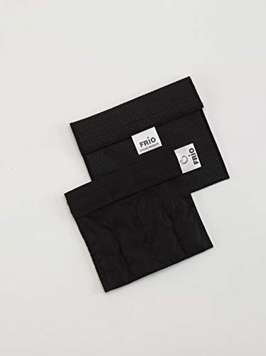 FRIO Kühltasche für Insulin, 14 x 15cm, KEIN Eispack oder Batterien nötig, für eine Kombinationen von Ampullen oder Patronen, KEIN Pen