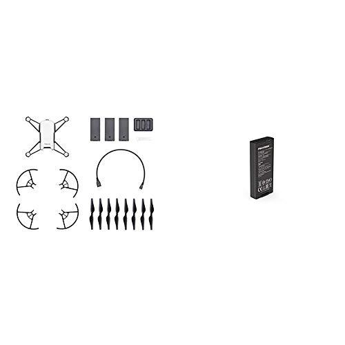 DJI Boost Tello - Pack combo mini dron, crea vídeo con disparos EZ, gafas VR, compatible con el controlador de juego + Baterías para drone Tello, mini drone, fáciles de instalar con puerto USB