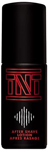 TNT After Shave Lotion mit dem explosiv-provokanten Duft von TNT - belebende After Shave für einen zündenden Start in den Tag   50ml Splash
