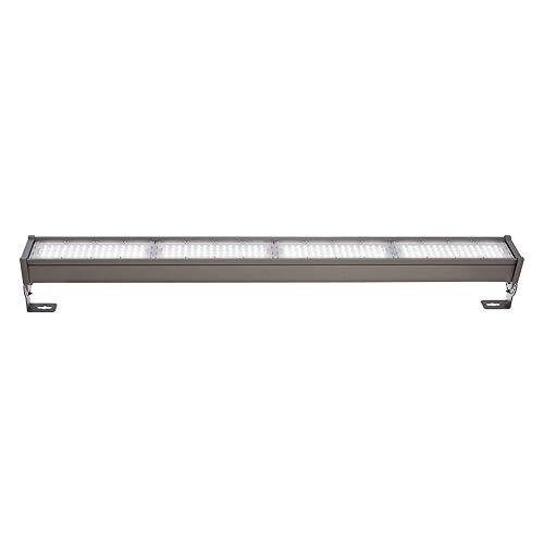Deko-Light LED Außenleuchte HIGHBAY NORMAE LED Boden-/Wand-/Deckenleuchte, 1219cm, 172W, 5000K, 90°, IP65, Dunk