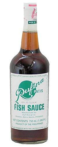 Rufina Patis Fish Sauce - 25 oz.