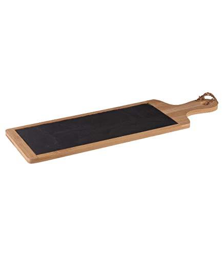 Secret de Gourmet - Planche ardoise en bambou 45X15