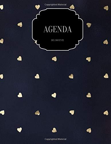 Agenda del Docente: Calendario per insegnanti e docenti Ottobre 2019 a fine settembre 2020 incl. elenco delle presenze Note e liste degli alunni I ... pianificazione delle lezioni come idea regalo