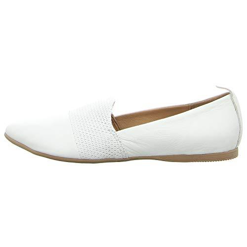 Maca Kitzbühel Damen Slipper 2434 White weiß 659538