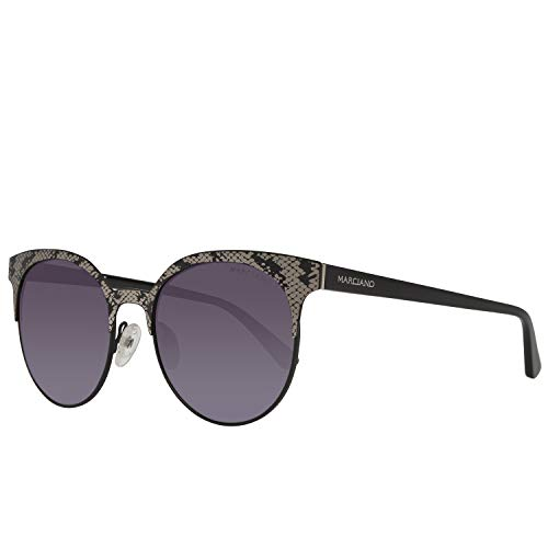 Guess by Marciano Sonnenbrille Gm0773 02B 52 Gafas de sol, Negro (Schwarz), 52.0 para Mujer