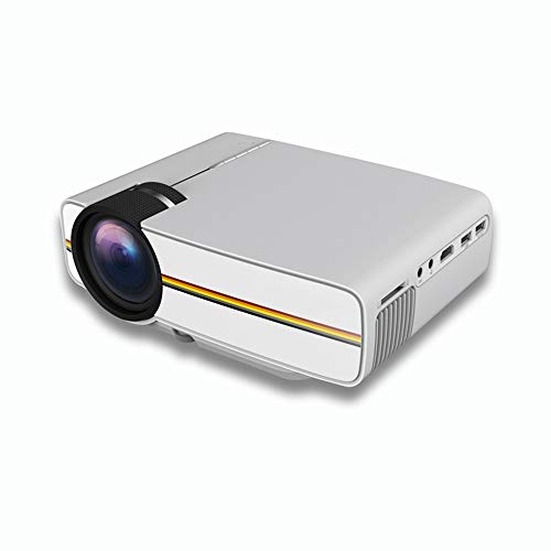 1080p vrije tijd HD filmprojector, met ± 15 ° 4D Keystone-correctie HD 1080P 138