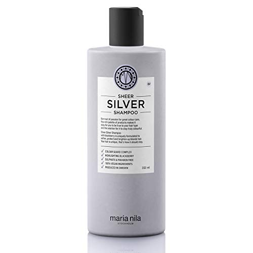 Maria Nila Care & Style Sheer Silver Champú 350 ml | Si