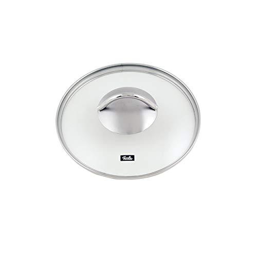 Fissler London Glasdeckel zu Kochtopf, Deckel, Ersatzteil, Zubehör, Glas, für Töpfe mit Ø 20 cm, 8211520600