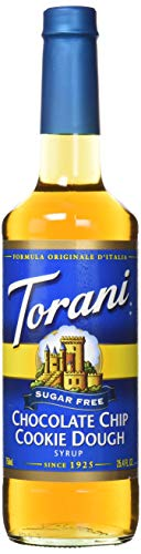 Torani Chocolate Chip Cookie Dough zuckerfrei 750ml