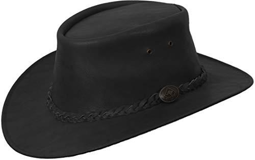 SCIPPIS SCIPPIS Couta Hut schwarz und braun (Schwarz, S)