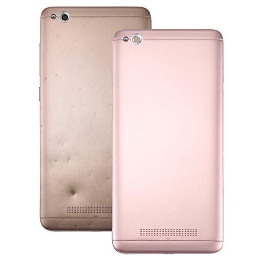 Dmtrab for Contraportada substituye for Xiaomi redmi 4A batería Cubierta Trasera (Gris) (Color : Rose Gold)